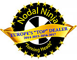 Red Door VR Ltd. TOP Nodal Ninja EU Dealer Award.